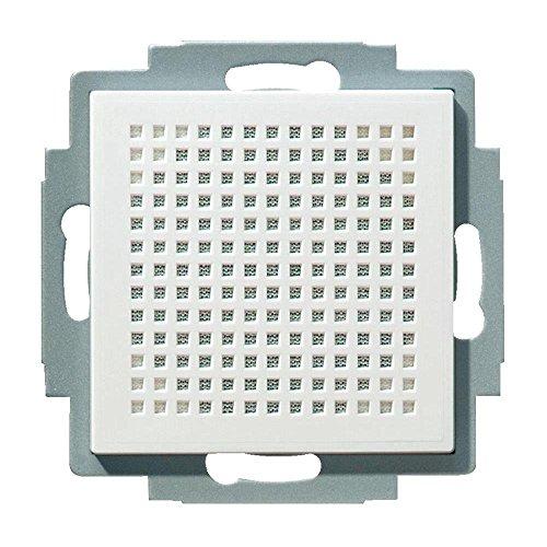 WHD KEL BJ-8 Einbau Kontroll-Lautsprecher Weiss