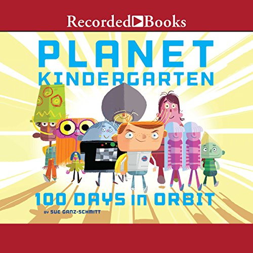 Planet Kindergarten audiobook cover art