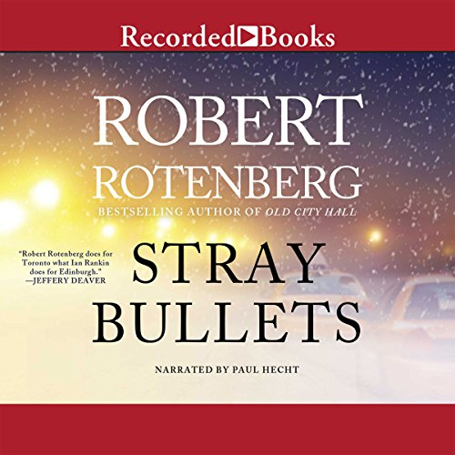 Stray Bullets audiobook cover art