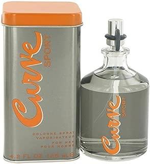 Curve Sport by Liz Claiborne Eau De Cologne Spray 4.2 oz