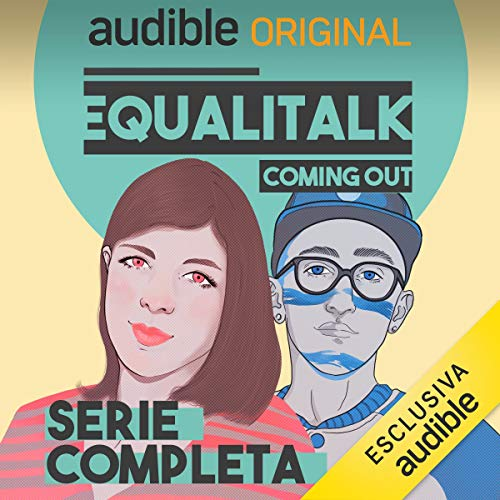 Equalitalk - Coming Out. Serie Completa copertina