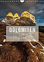 Dolomiten. Italien (Wandkalender 2022 DIN A4 hoch): Die herrlichsten Ansichten der Dolomiten (Monatskalender, 14 Seiten )
