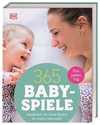 Dorling Kindersley Verlag 365 Babyspiele für jeden Tag Bild