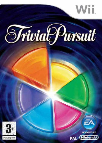 GIOCO WII TRIVIAL PURSUIT