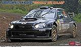 ハセガワ 1/24 スバル インプレッサ WRC 2005 2006 ラリー ニュージーランド プラモデル 20506