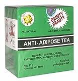 Tnt-21 Anti - Adipose Tea Weight Loss Detoxifying Laxative Effect 2X30 (Saver Box) Bags Yung-Gi-Cho