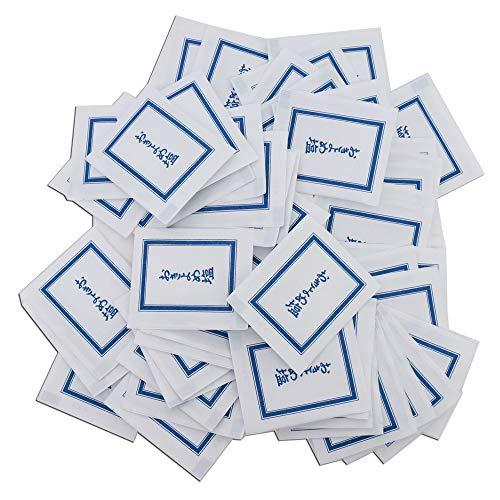 お清め塩 携帯用 50個入り 使い切り 持ち運び用 お清め お祓い