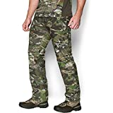 Under Armour Men's Storm Covert Camo Pants, Ridge Reaper Camo Fo /Bayou, 34/32