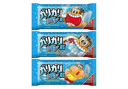 赤城乳業 『ガリガリ君ソーダ』