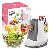 PRiiS Salad Shooter Electric Slicer Food Processor Salad Machine...