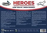 AMI Dog Heroes High Energy 10kg - Pienso para Perros con Alto aporte energético - 100% proteínas Vegetales (1 x 10kg)