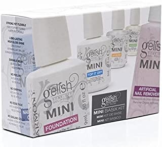 Gelish Mini Basix Kit 100Ml Clear