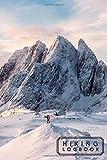 Hiking Logbook: Portable Hiking Logbook To Write In, Trail Log Book to Keep Track Of...