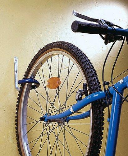 Mottez 1 Bike Wall Mount Stand