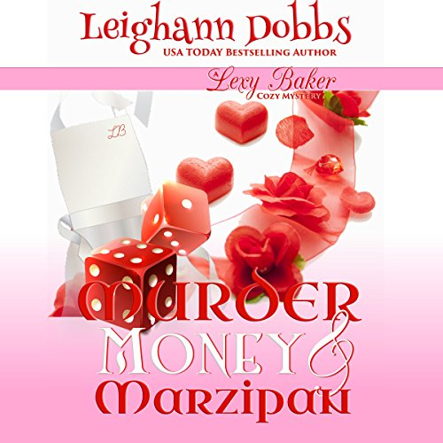 Murder, Money & Marzipan audiobook cover art