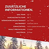 Warmpack Zehenwärmer 10er-Pack - 3