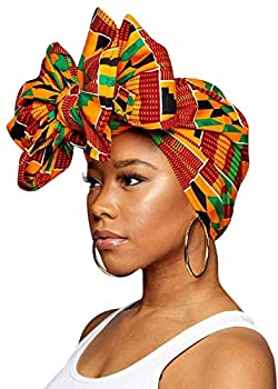 african hair scarf