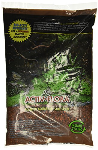 Activ-Flora Floracor for Aquarium, 16-Pound, Red