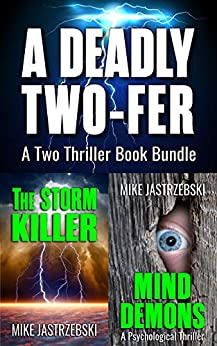 A Deadly Two-Fer: A Two Book Thriller Collection by [Mike Jastrzebski]