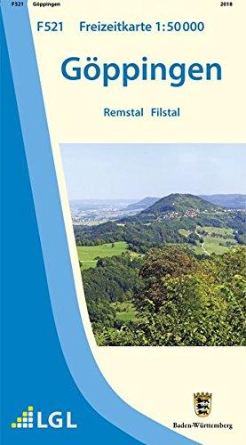Göppingen: Remstal Filstal (Freizeitkarten 1:50000)
