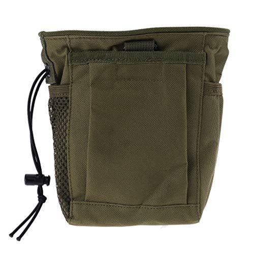 Yintiod Metalldetektor Tasche Bag Digger Supply Taille Erkennung Glück findet Recovery Bag