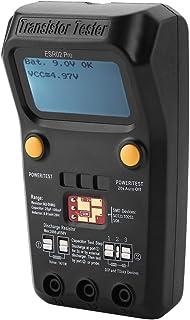 Transistor Meter, BSIDE ESR02 Pro Digital Transistor Tester SMD Chip Component Inductance Meter Electrical Testing Tools T...
