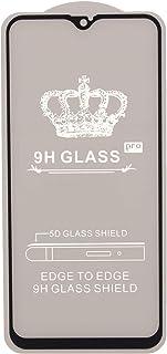 شاشة حماية زجاجية بدرجة صلابة 9 لموبايل اوبو F9 - لون اسود