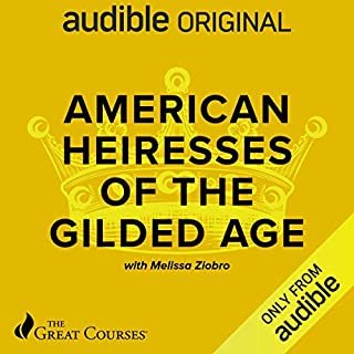 American Heiresses of the Gilded Age cover art
