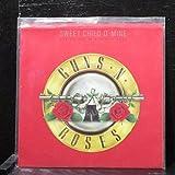 Guns N' Roses - Sweet Child O' Mine / It's So Easy (Live) - 7