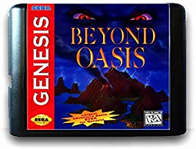 Beyond Oasis 2 For 16 Bit Sega Md Game Card For Mega Drive For Genesis Video Game Console Pal Usa Jap JAP shell