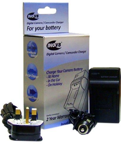 Inov-8 BC1065 Chargeur de Batterie - chargeurs de Batterie (Auto/Indoor, Noir)