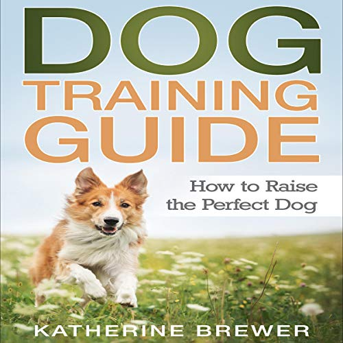 Dog Training Guide audiobook cover art
