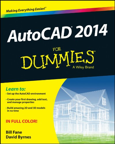 AutoCAD 2014 For Dummies (English Edition)