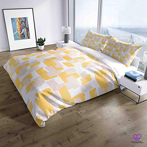 Flutterfly duvet cover king size superk duvet cover queen superk bedding set bed set queen housse de couette superking White Seamless abstract Pattern (868-1193) design