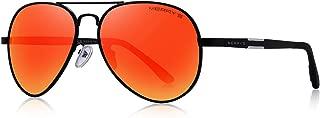 MERRY'S Men HD Polarized Sunglasses Aluminum Magnesium...