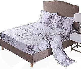 white twin bedding