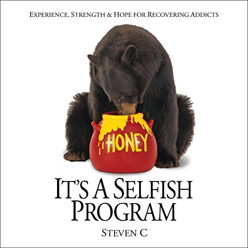 It's a Selfish Program audiobook cover art