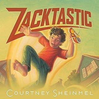 Zacktastic cover art