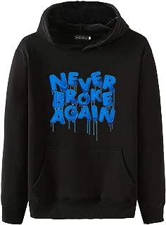 Caromoriber House Unisex Youngboy Never Broke Again Hip Hop Long Sleeve Hoodie Sweatshirt