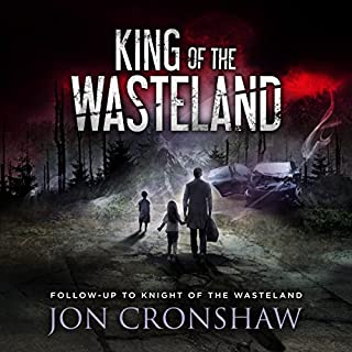King of the Wasteland cover art