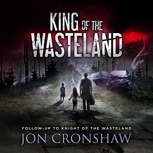 King of the Wasteland audiobook cover art