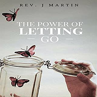 Power of Letting Go audiobook cover art