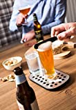 Vacu Vin Home Bar Beer Station, Silicone, Silver, Normal