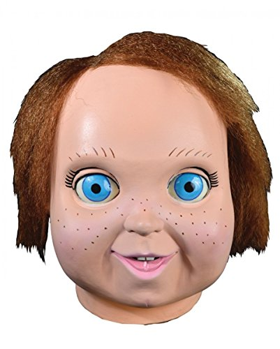 Horror-Shop Chucky Maske Play 2 Childs