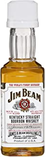 Jim Beam - Kentucky Straight Bourbon Whiskey - 12 x 50 ML