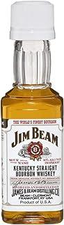 Jim Beam - Kentucky Straight Bourbon Whiskey - 12 x 50 ML