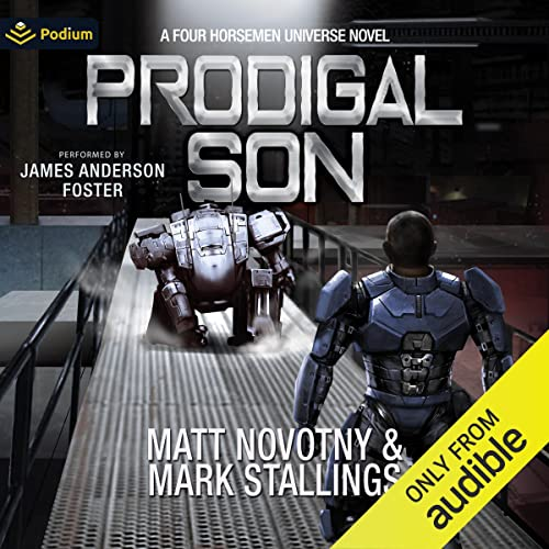 Prodigal Son: Rise of the Peacemakers, Book 5