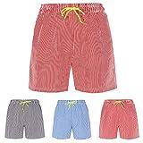 Trendcool Bañadores Hombre Bañador Hombre Bañadores Hombre Surferos Bañador Secado Rápido Shorts de Baño. (M3, S,...