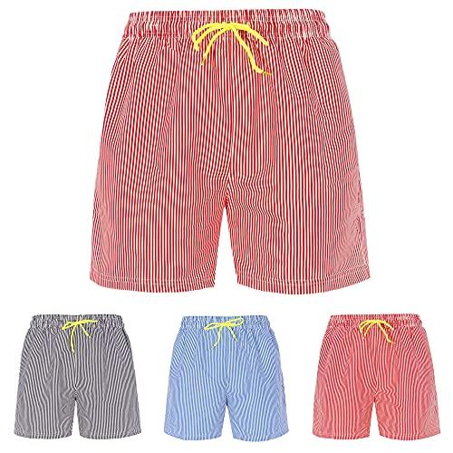 Trendcool Bañadores Hombre Bañador Hombre Bañadores Hombre Surferos Bañador Secado Rápido Shorts de Baño. (M3, S, s)