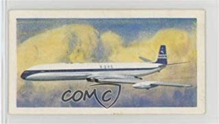 First Turbojet Airliner (Trading Card) 1966 Brooke Bond Transportation Through the Ages - [Base] #42